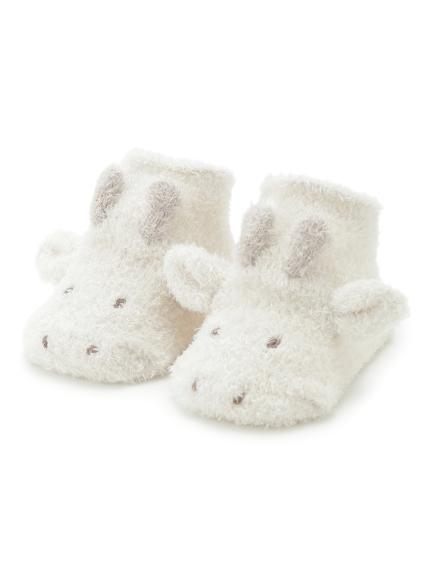 【BABY】smoothie 長頸鹿嬰兒襪