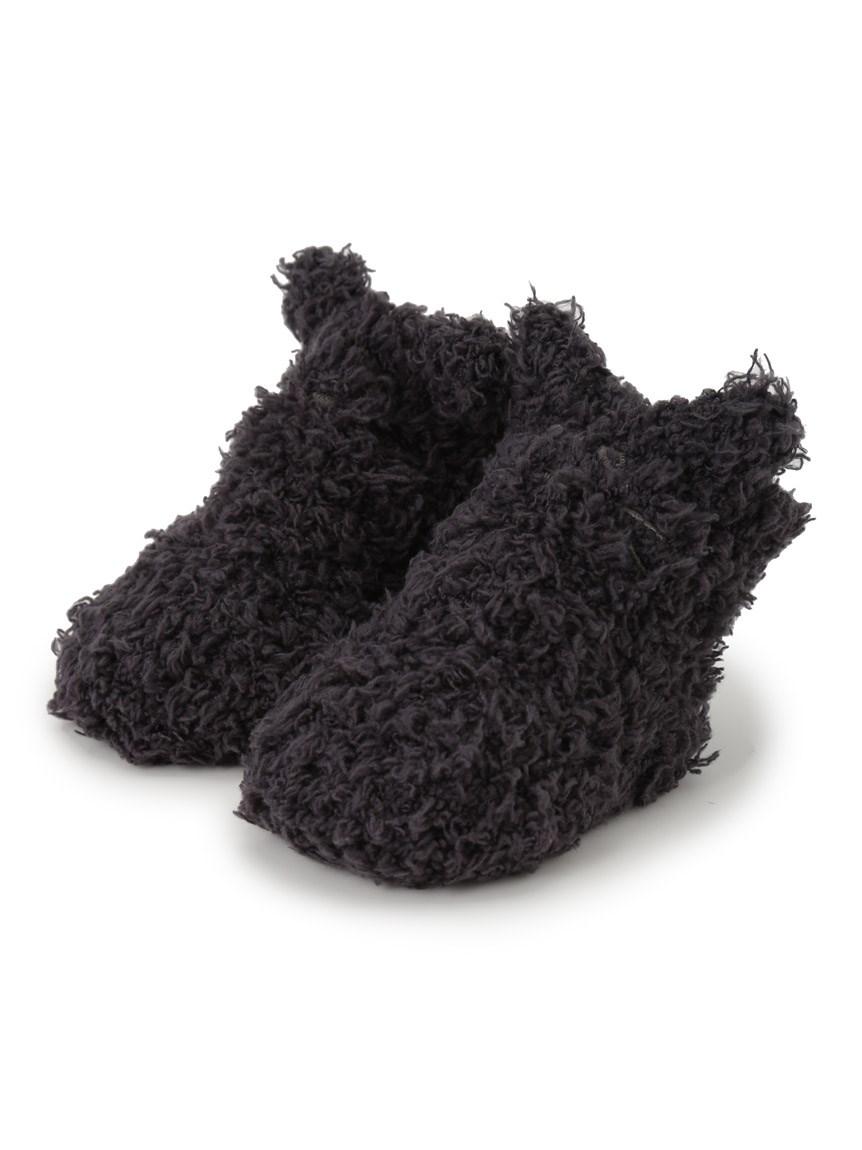 【BABY】【Halloween限定】GELATO黑貓嬰兒襪