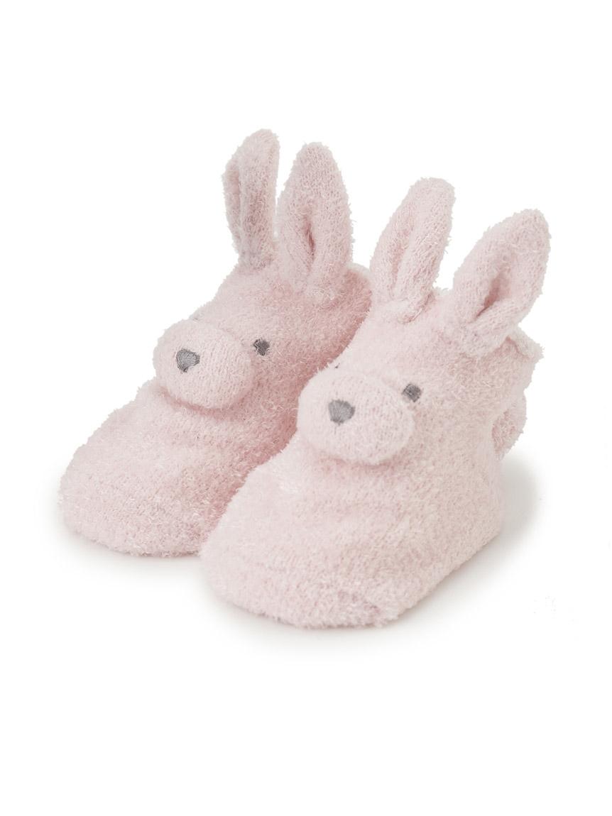 【BABY】再生smoothie 兔兔嬰兒襪