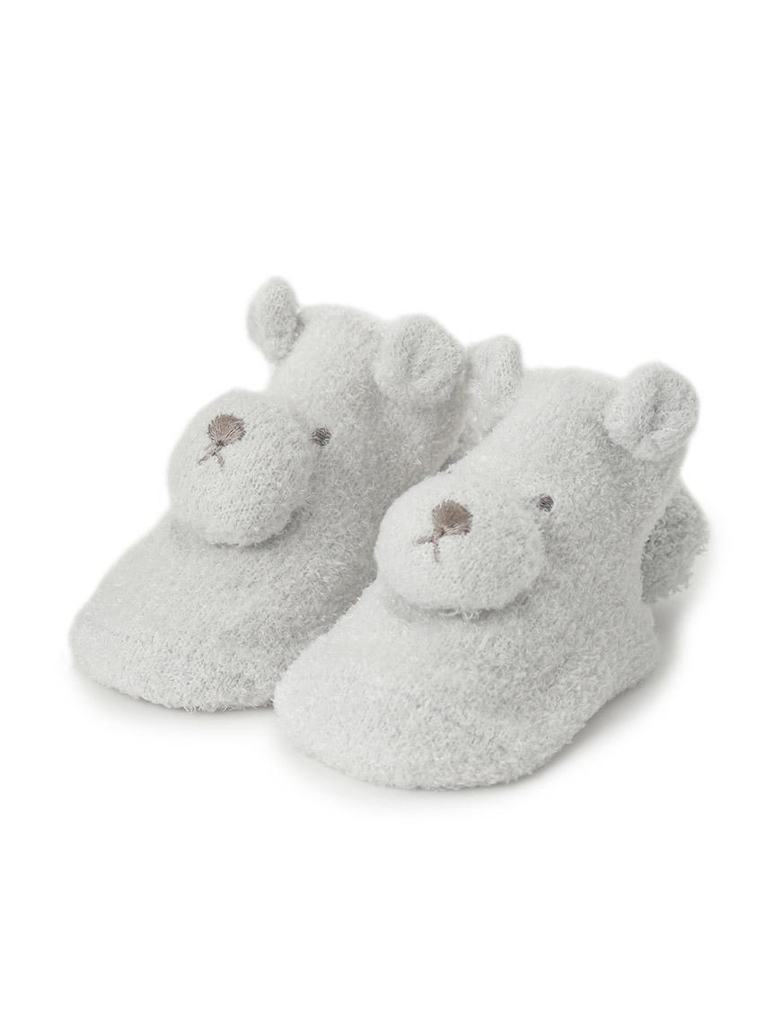 【BABY】再生smoothie 熊熊嬰兒襪