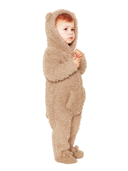 【Halloween】泰迪熊baby連身褲