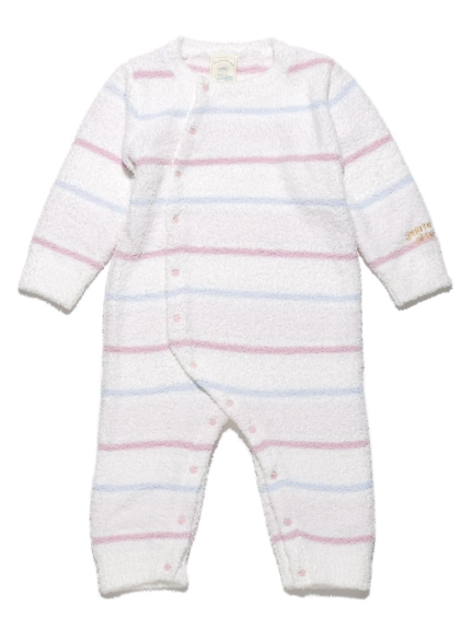 ' baby moco ' 4條紋baby連身衣
