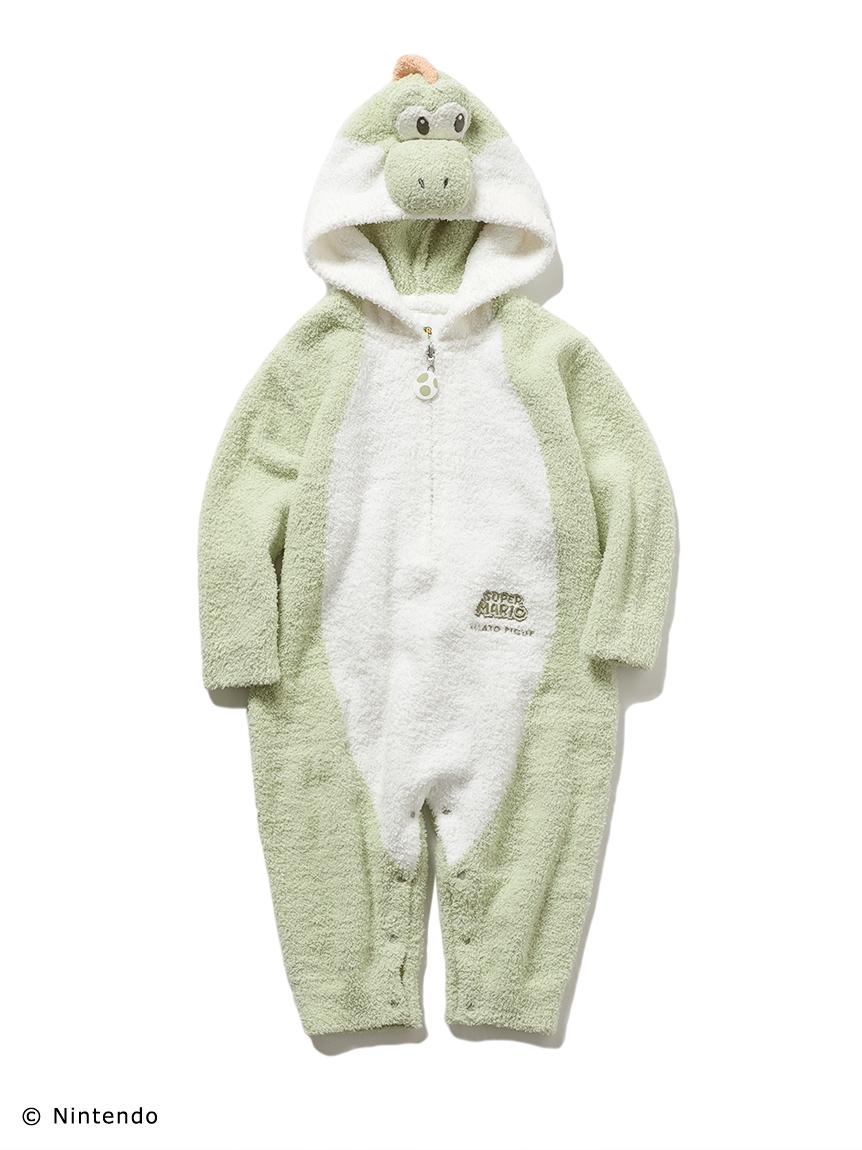 【超級瑪利歐】BABY-耀西連身衣
