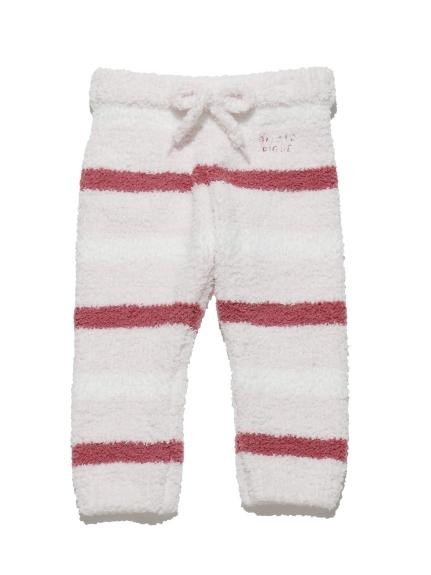 ' powder '撞色條紋baby長褲