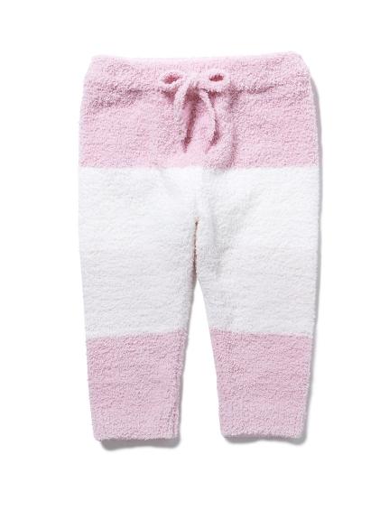 ' baby moco ' 撞色條紋baby長褲