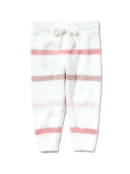 【BABY】' babymoco '色塊條紋長褲