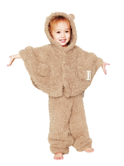 【Halloween】泰迪熊baby斗篷