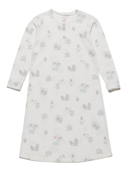 動物主題kids連身裙