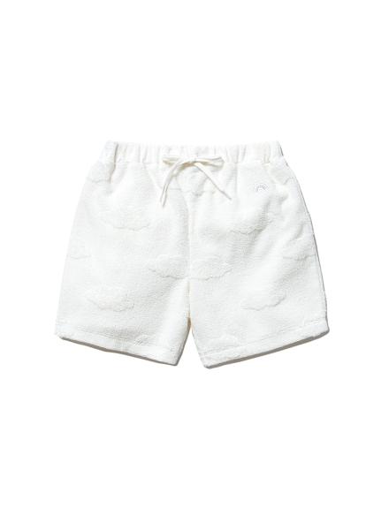 【KIDS】雲朵印花kids短褲