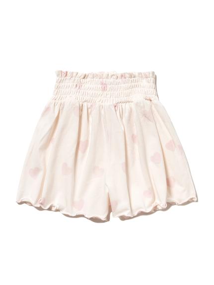 愛心圖案kids 短褲