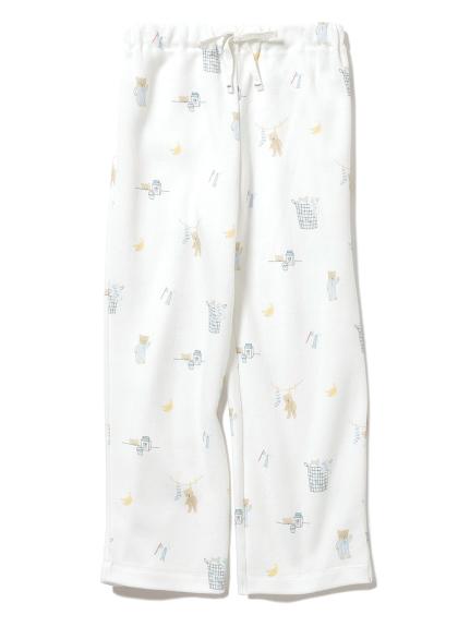 【KIDS】早安小熊 兒童長褲