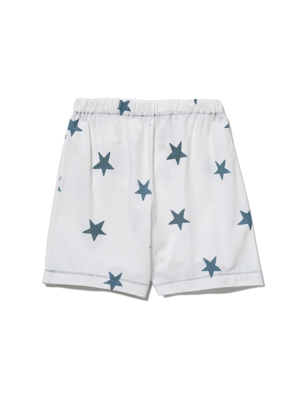 【KIDS】星星印花 兒童短褲