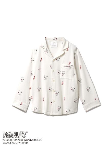 【PEANUTS】SNOOPY襯衫 (kids)