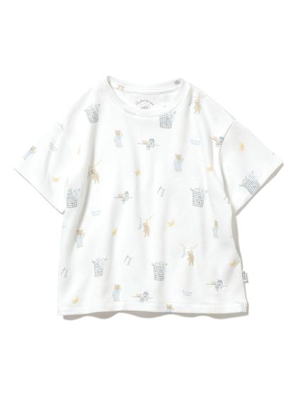 【KIDS】早安小熊 兒童T-Shirt