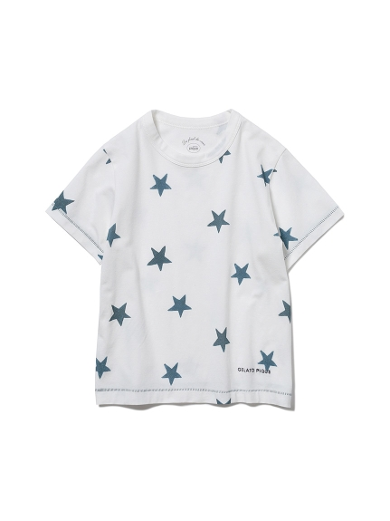 【KIDS】星星印花 兒童T-Shirt