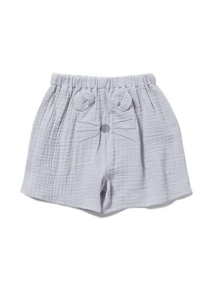 【KIDS】動物造型純棉 兒童短褲