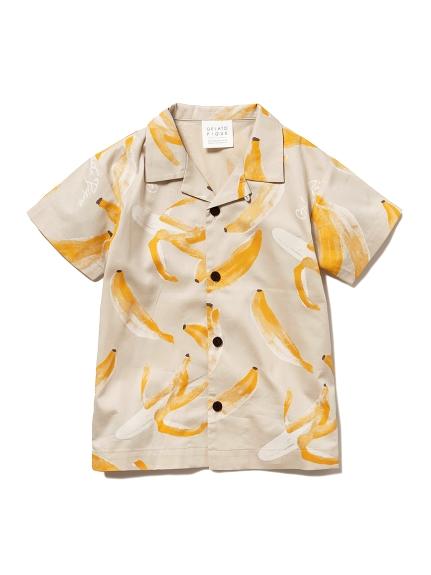 水果圖案Kids襯衫