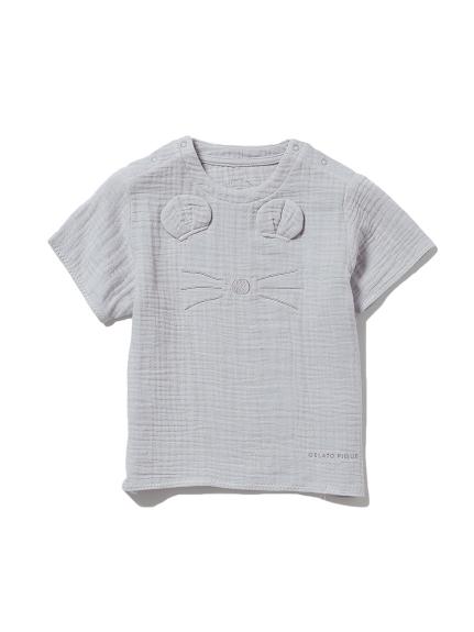 【KIDS】動物造型純棉 兒童T-Shirt
