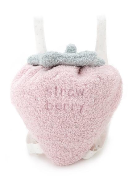 ' babymoco ' 草莓kids後背包