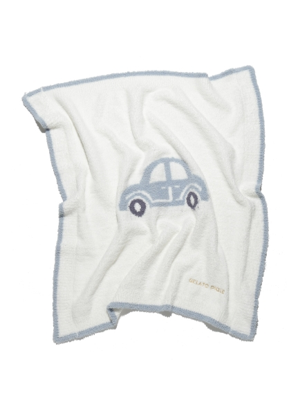 ' babymoco ' 汽車造型kids毛毯