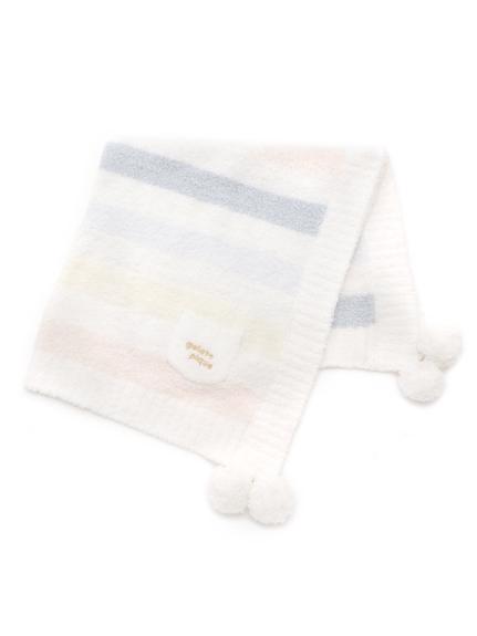 ' powder ' 5條紋kids毛毯