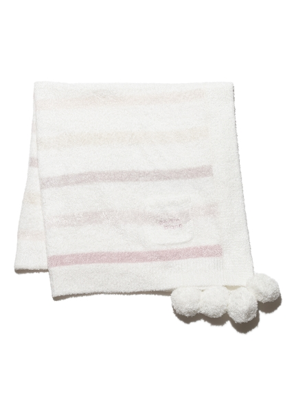 【KIDS】smoothie 6色條紋小毯子