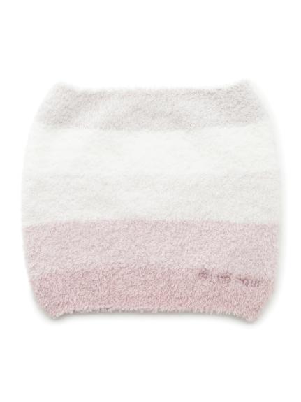 【KIDS】'baby moco'條紋撞色保暖肚兜