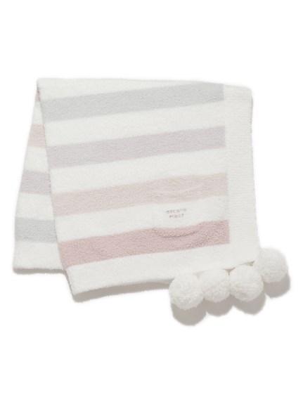 【KIDS】babymoco 5色條紋兒童小毯