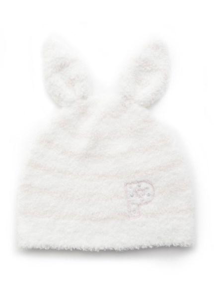 ' powder ' 淡條紋kids帽子