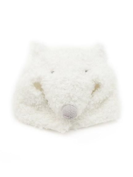 白熊造型 kids 帽子