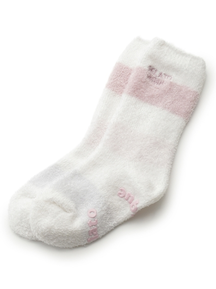 【KIDS】smoothie 4色條紋襪子