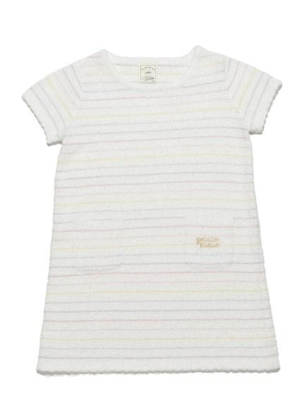 ' smoothie ' 配色條紋kids連身裙
