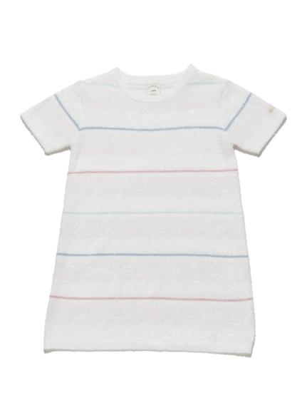 ' smoothie ' '彩色條紋kids連身裙