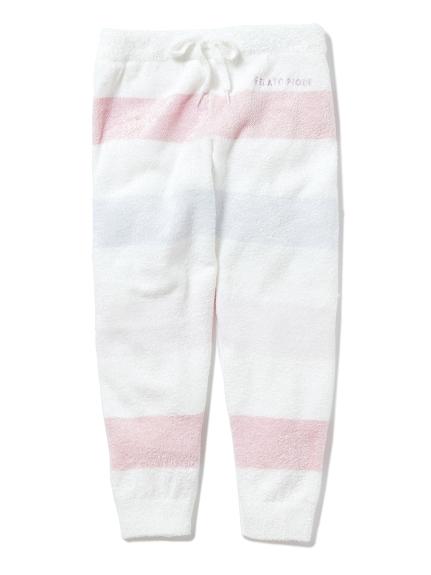 【KIDS】smoothie 4色條紋長褲