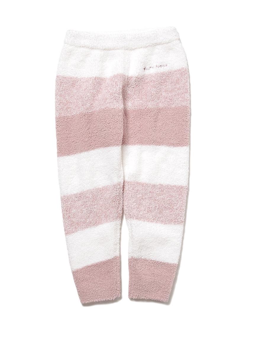 【KIDS】baby moco條紋編織長褲