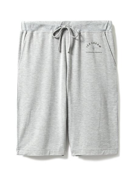【GELATO PIQUE HOMME】嫘縈個性LOGO短褲