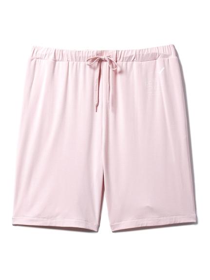 【GELATO PIQUE HOMME】絲質嫘縈五分褲