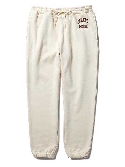【GELATO PIQUE HOMME】環保棉休閒長褲