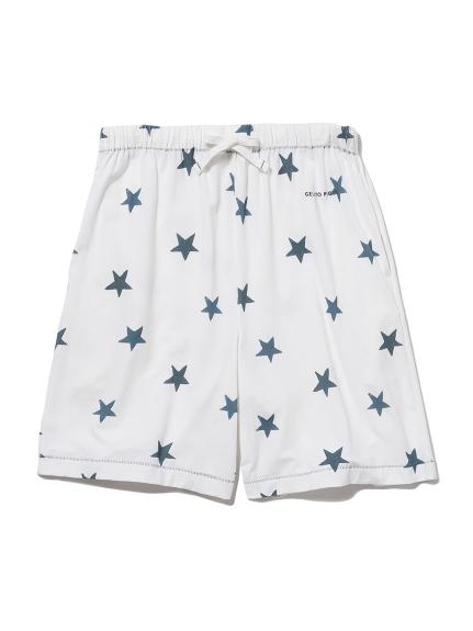【HOMME】星星印花 短褲