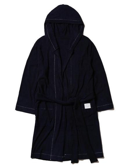 【GELATO PIQUE HOMME】細刷毛浴袍