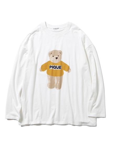 【xmas限定】HOMME小熊圖案上衣