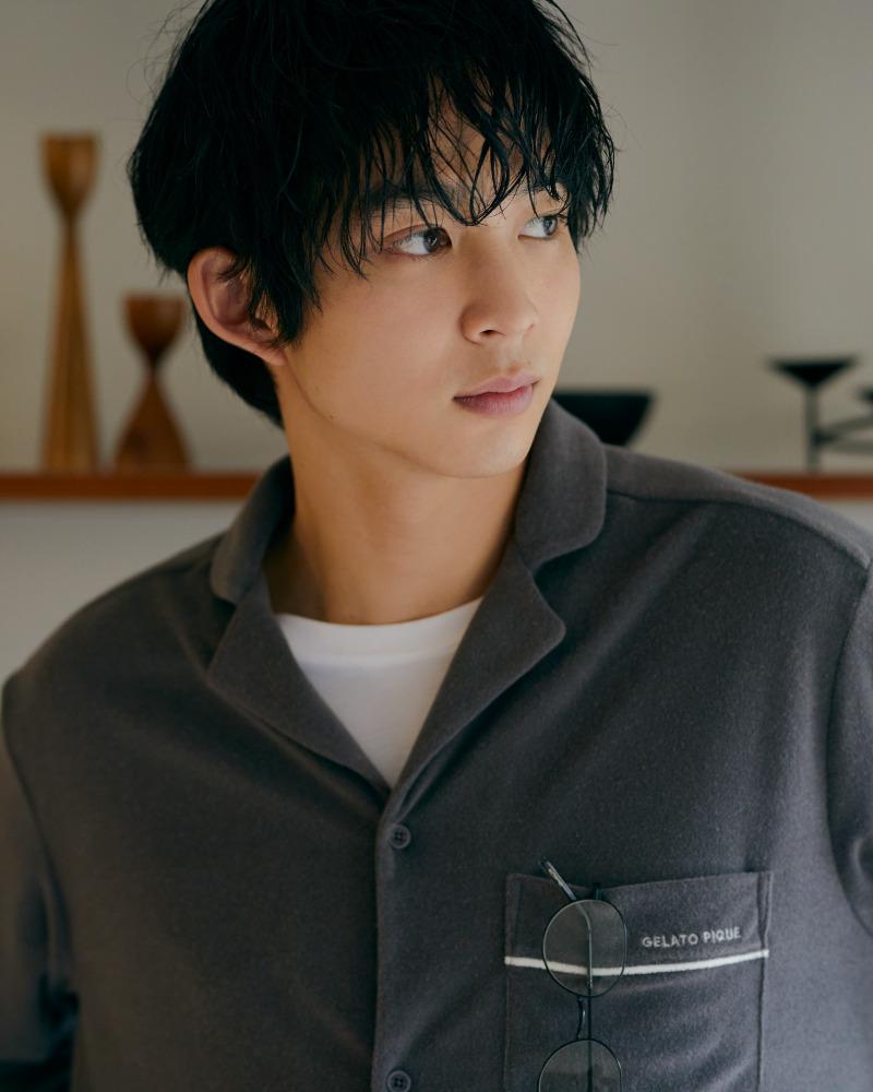 【HOMME】法蘭絨男裝襯衫