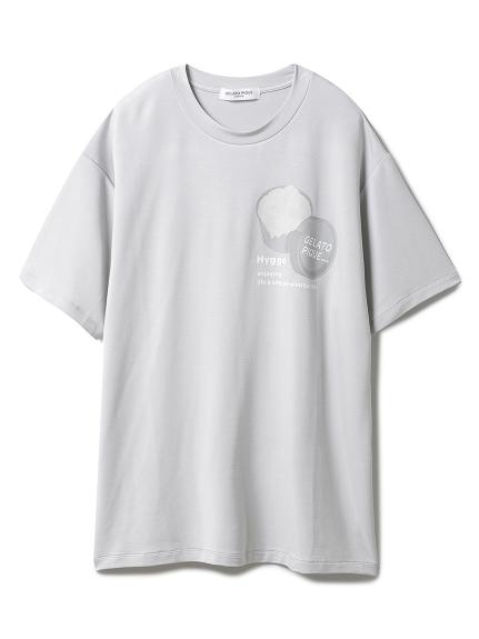 【HOMME】環保嫘縈 文字T-Shirt
