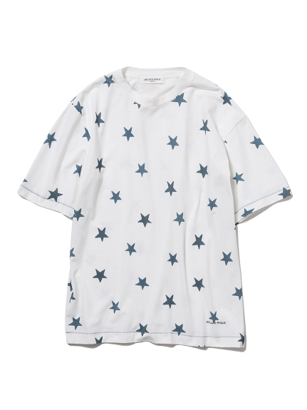 【HOMME】星星印花 T-Shirt