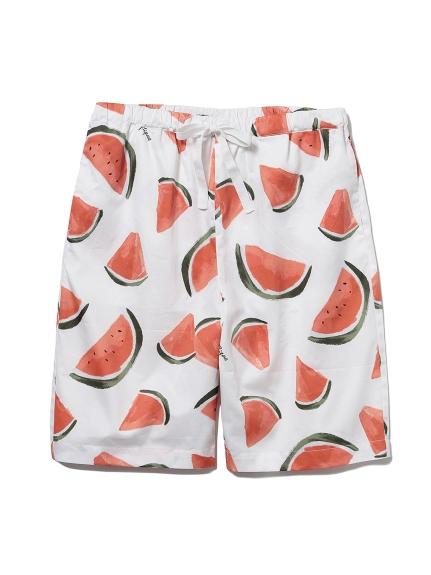 【HOMME】水果印花夏威夷短褲(男裝)