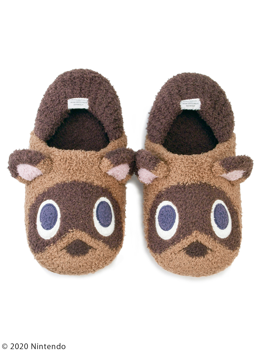 【預購】【New】豆狸&粒狸 室內拖鞋 for MEN