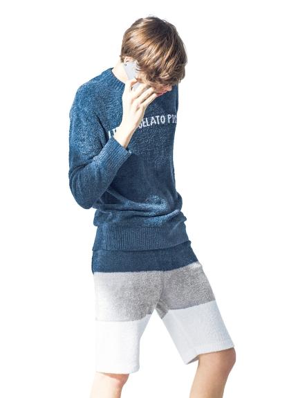 【GELATO PIQUE HOMME】 ' smoothie x aqua dry ' 短褲