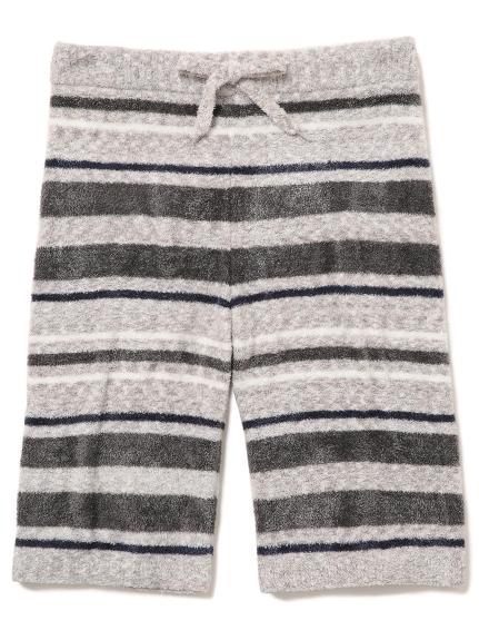 【GELATO PIQUE HOMME】 ' smoothie ' 條紋短褲