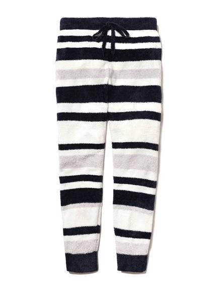 【GELATO PIQUE HOMME】'smoothie'條紋長褲