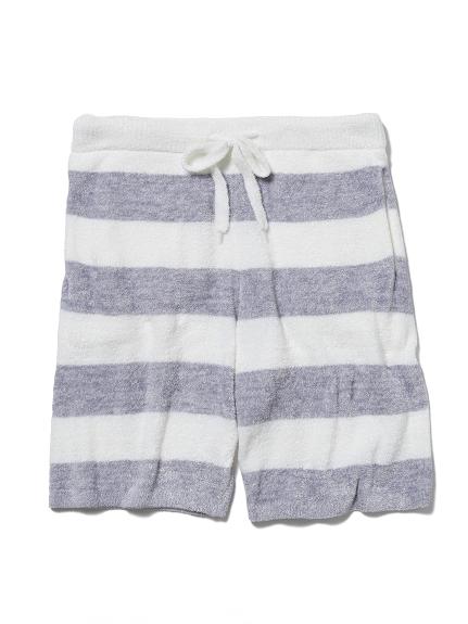 【HOMME】smoothie 編織雙色條紋短褲